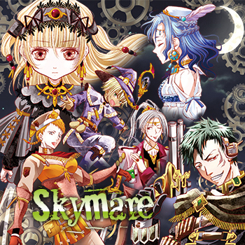 CeleSphere 2nd Album『Skymare』