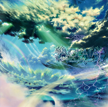 CeleSphere 1st Album『AGLAIA〜Celestial Skyword〜』